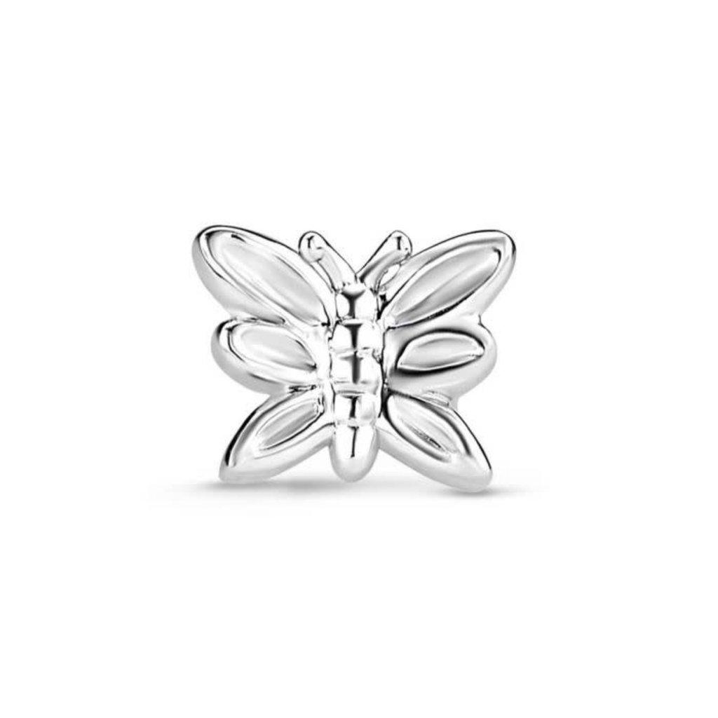 Mi Moneda Mi Moneda Icons icon Butterfly Silver