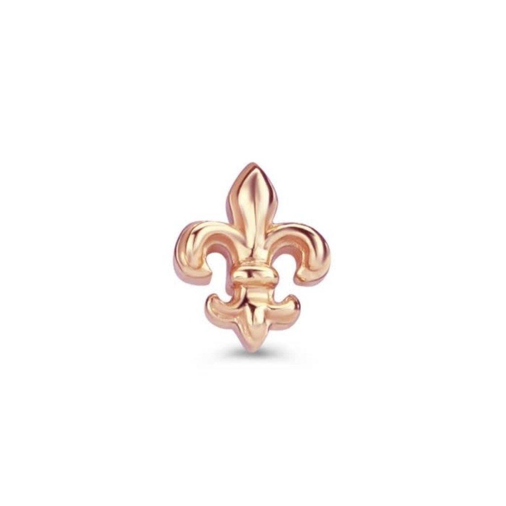 Mi Moneda Mi Moneda Icons icon Lily Rosé Gold Plated
