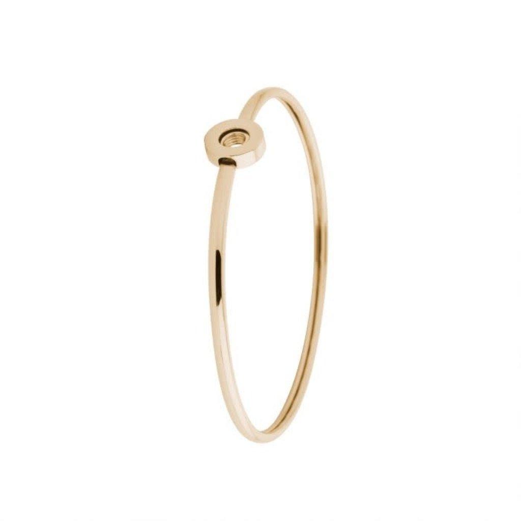Melano Melano Vivid armband Viv Rosé Gold Plated