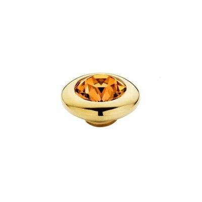 Melano Melano Vivid meddy Gold Plated Tangerine