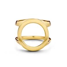 Melano Melano Friends ring Cover Gold Plated