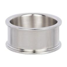 iXXXi Jewelry iXXXi basisring 10 mm Stainless Steel