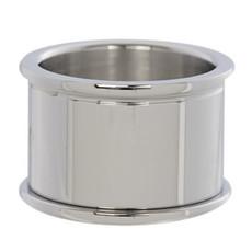 iXXXi Jewelry iXXXi basisring 14 mm Stainless Steel