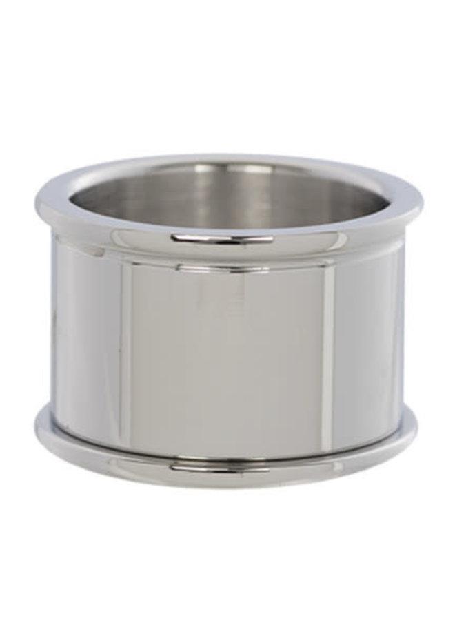 iXXXi basisring 14 mm Stainless Steel