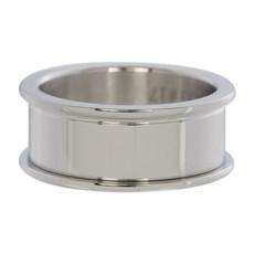 iXXXi Jewelry iXXXi basisring 8 mm Stainless Steel
