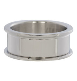 iXXXi Jewelry iXXXi basisring 8 mm Stainless Steel