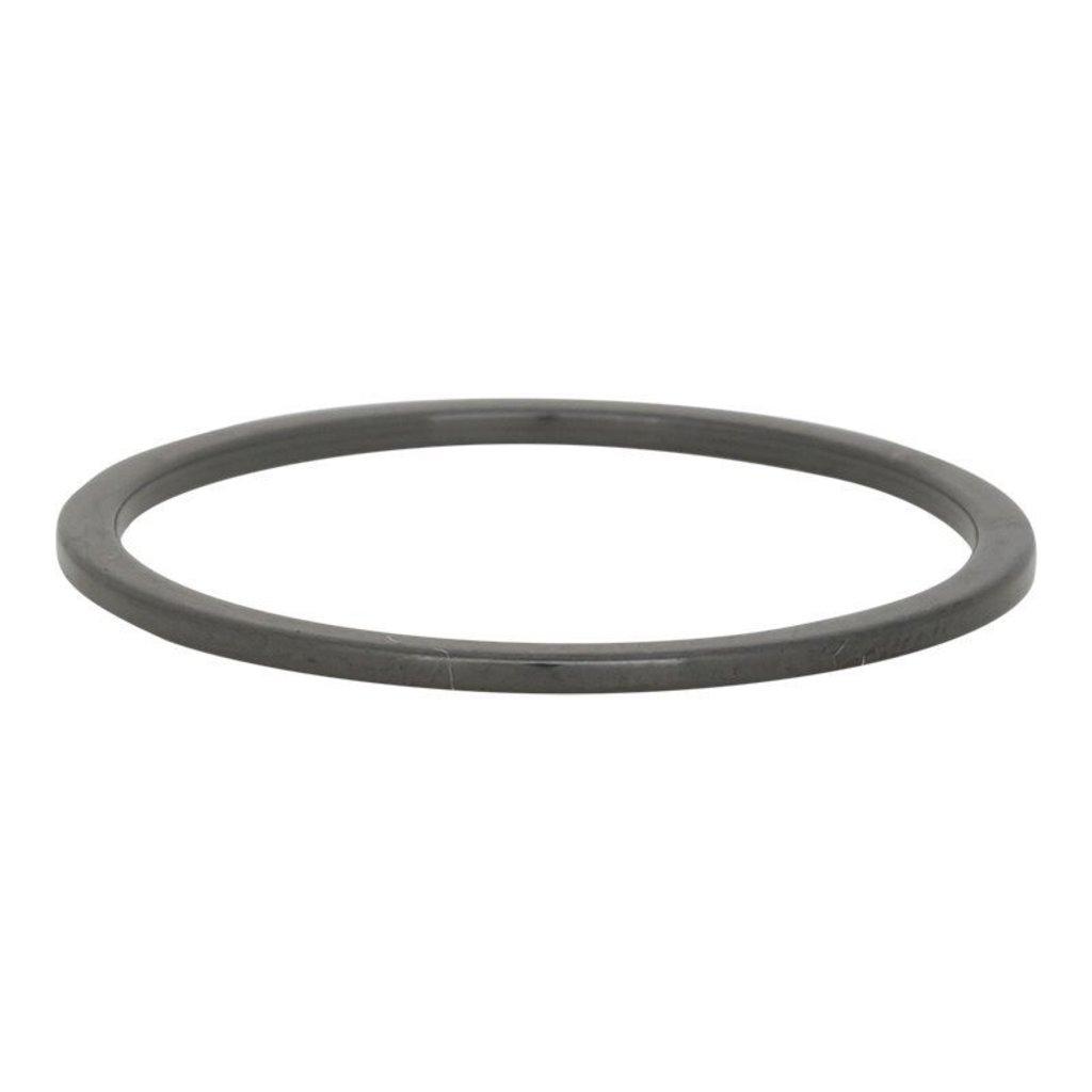 iXXXi Jewelry iXXXi vulring 1 mm Ceramic Black R03904-05
