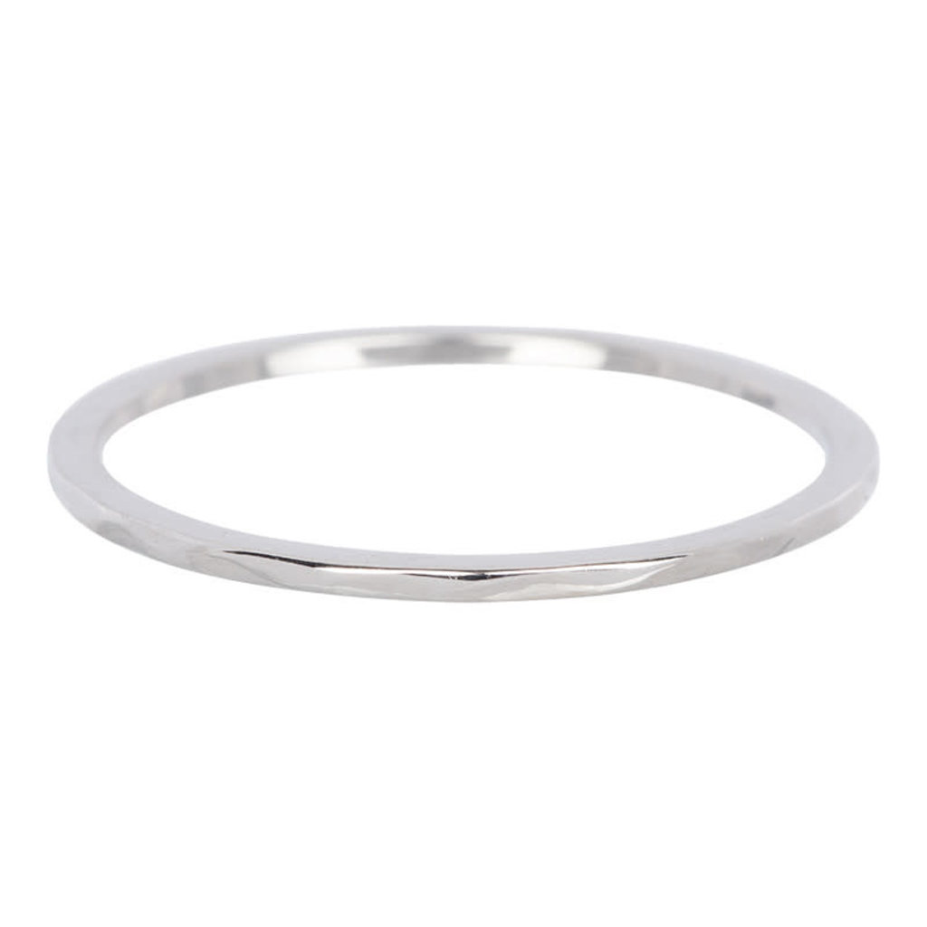 iXXXi Jewelry iXXXi vulring 1 mm Wave Stainless Steel R03901-03