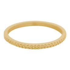 iXXXi Jewelry iXXXi vulring 2 mm Caviar Gold Plated R02806-01