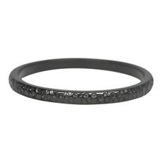 iXXXi Jewelry iXXXi vulring 2 mm Dancer Black R02807-05