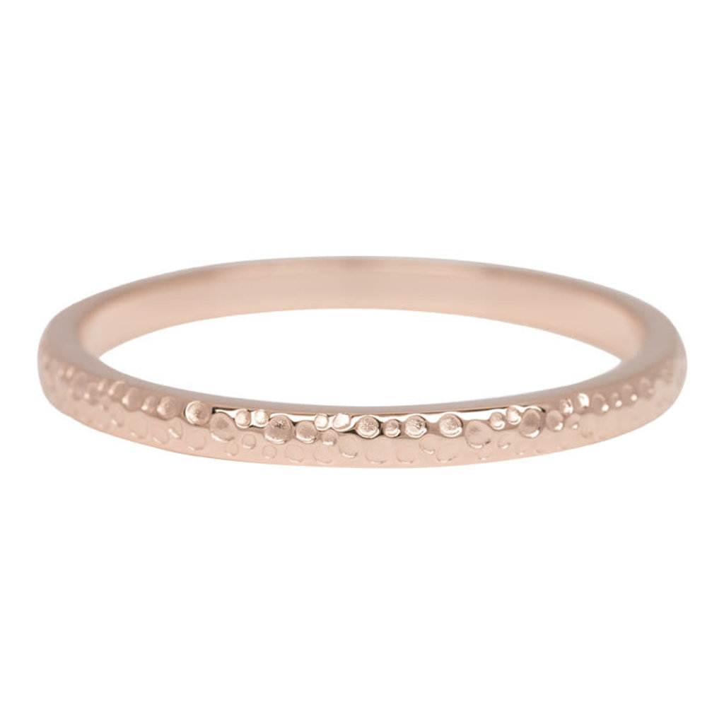 iXXXi Jewelry iXXXi vulring 2 mm Dancer Rosé Gold Plated R02807-02