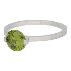 iXXXi Jewelry iXXXi vulring 2 mm Glamour Stone Olivina Matt R04201-04