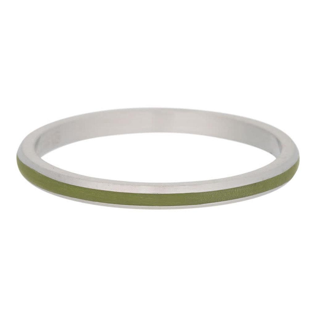 iXXXi Jewelry iXXXi vulring 2 mm Line Olivina Matt R02303-04