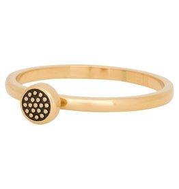 iXXXi Jewelry iXXXi vulring 2 mm Pin Cushion Gold Plated R04206-01