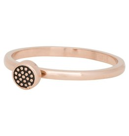 iXXXi Jewelry iXXXi vulring 2 mm Pin Cushion Rosé Gold Plated R04206-02