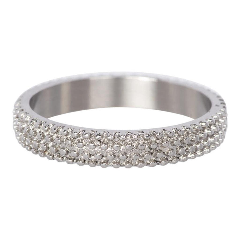 iXXXi Jewelry iXXXi vulring 4 mm Caviar Stainless Steel R03801-03