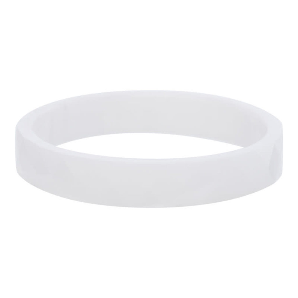 iXXXi Jewelry iXXXi vulring 4 mm Ceramic Facet White R03401-06