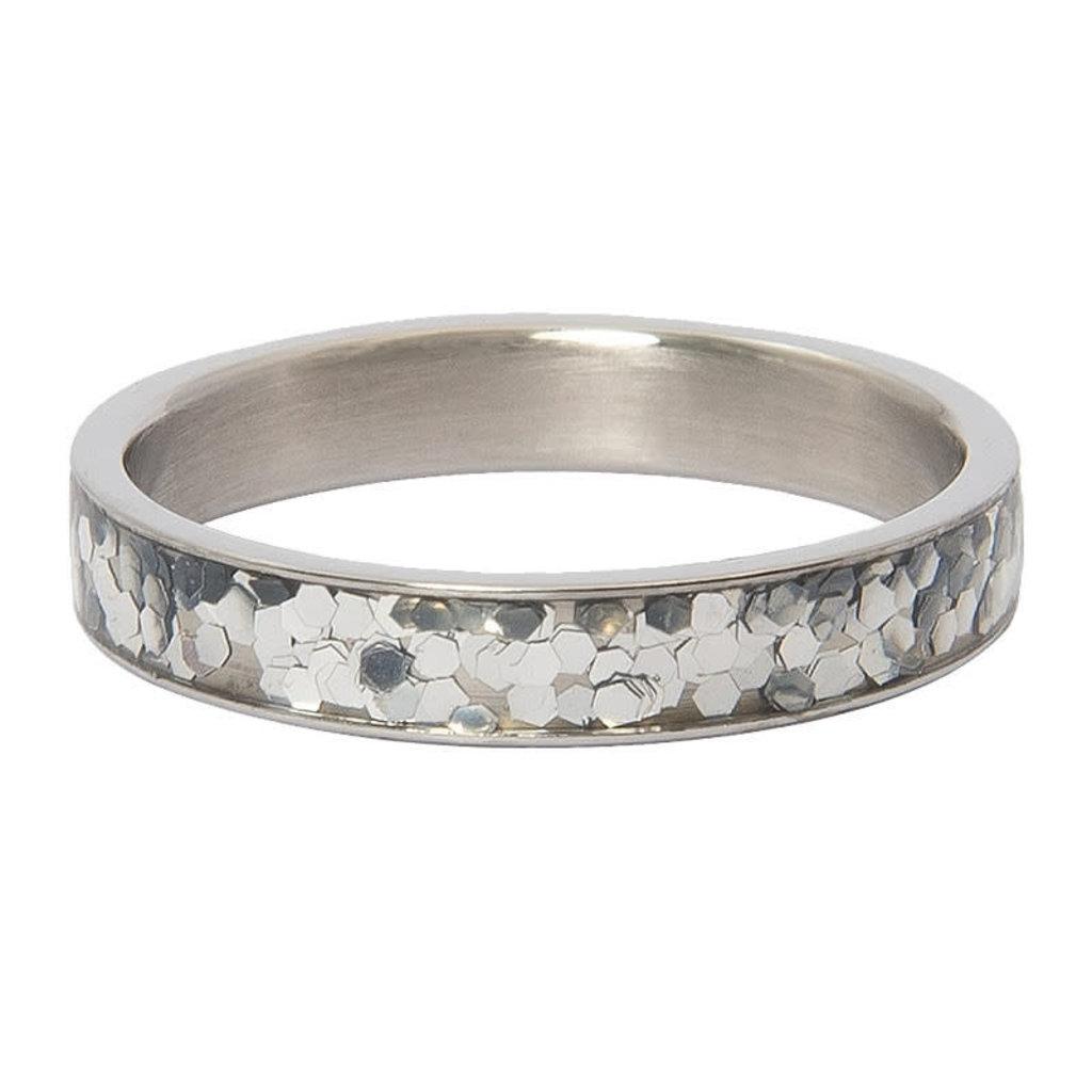 iXXXi Jewelry iXXXi vulring 4 mm Glitter Confetti Stainless Steel R04602-03