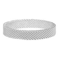 iXXXi Jewelry iXXXi vulring 4 mm Mesh Stainless Steel R03206-03