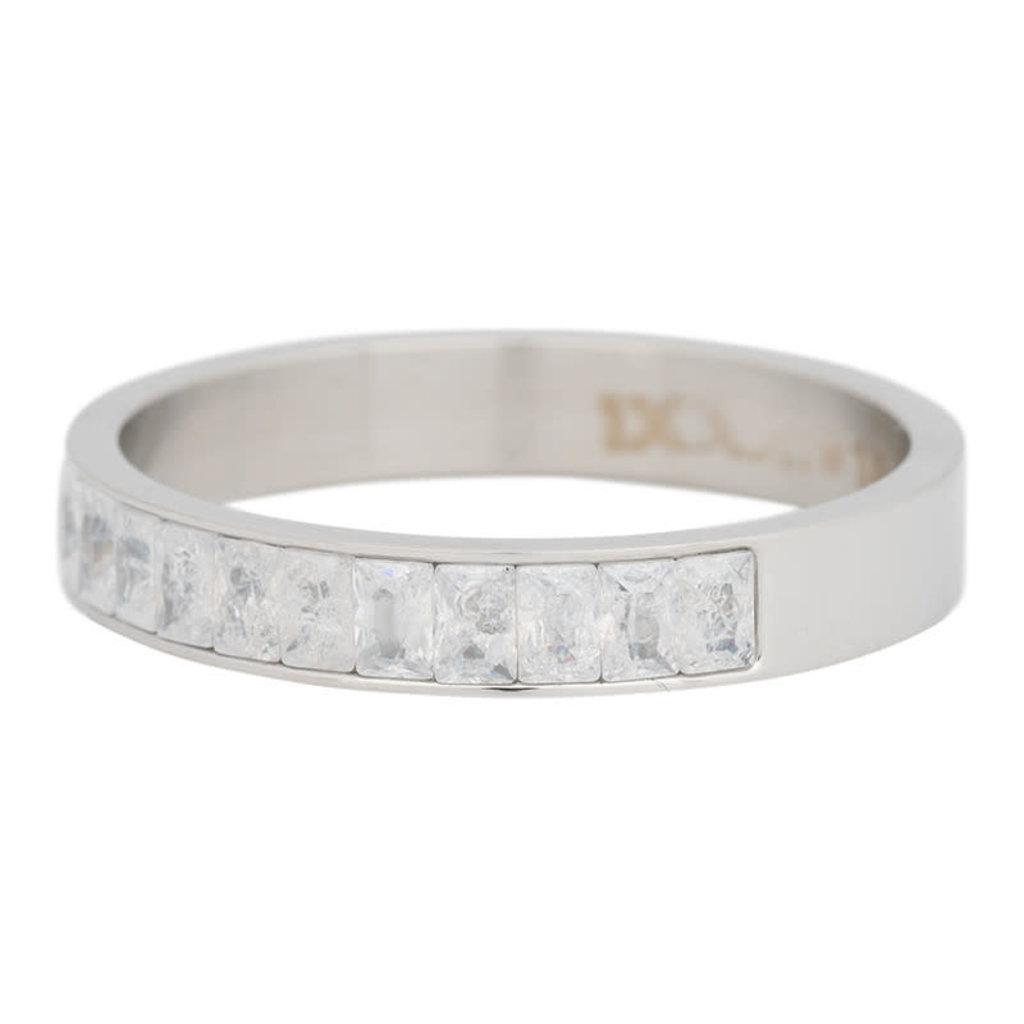 iXXXi Jewelry iXXXi vulring 4 mm Snow Glitter Stainless Steel R04601-03
