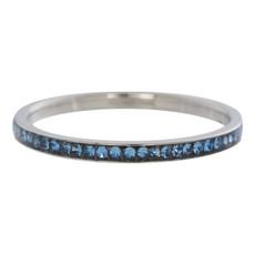 iXXXi Jewelry iXXXi vulring 2 mm Zirconia Montana Stainless Steel R02514-03