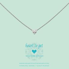 Heart to Get Heart for Initials hanger Symbol Babyfeet