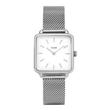 CLUSE CLUSE La Tétragone Mesh Silver/White CL60001