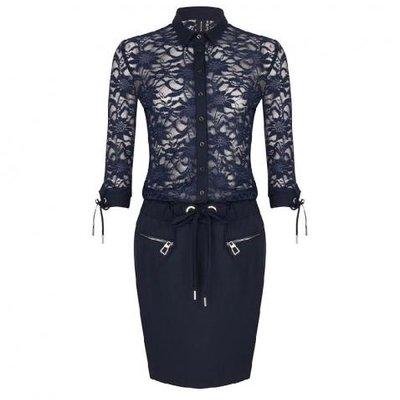 Jane Lushka Jane Lushka jurk Blue