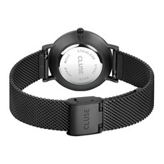 CLUSE CLUSE horloge Minuit Mesh Full Black