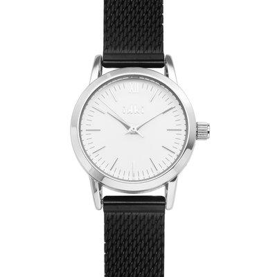 IKKI IKKI horloge Zia ZA05 Black Silver