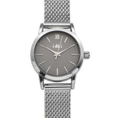 IKKI IKKI horloge Zia ZA09 Silver Grey