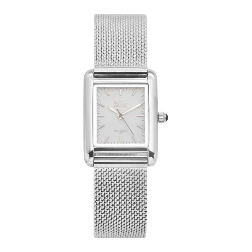 IKKI IKKI Horloge Grace GC01 Silver White
