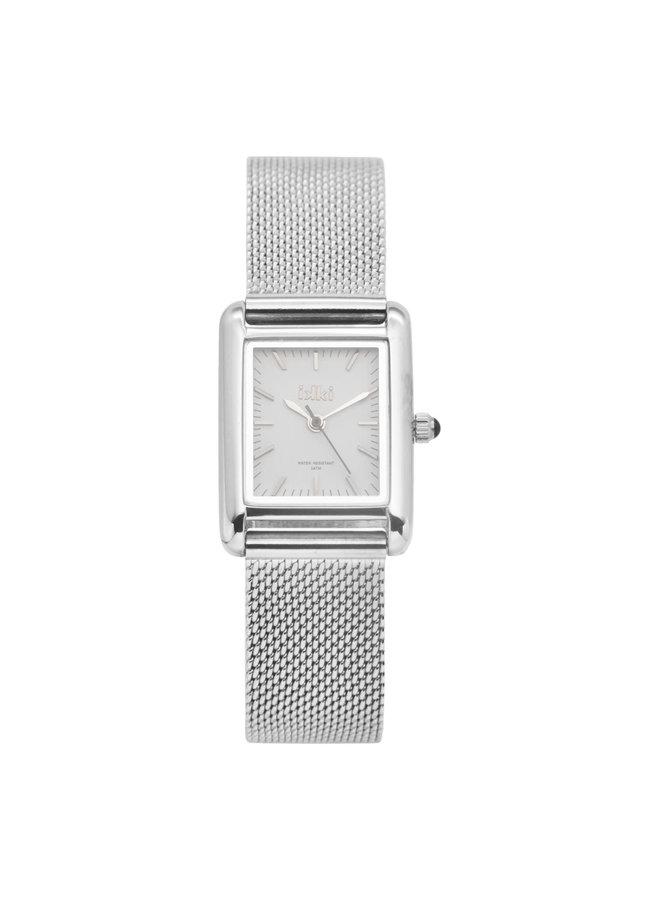 IKKI Horloge Grace GC01 Silver/White