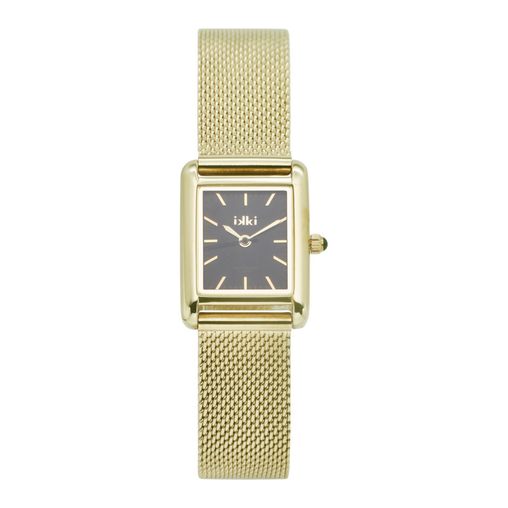 IKKI IKKI Horloge Grace GC09 Gold Black