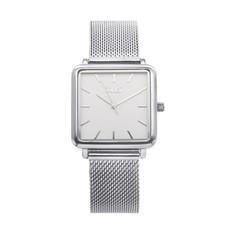 IKKI IKKI horloge Tenzin TE01 Silver