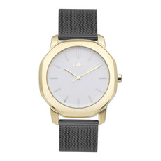 IKKI IKKI horloge Vance VC05 Black Gold White