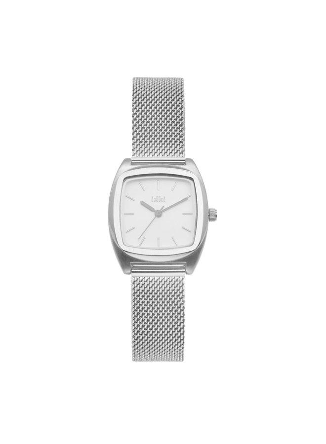 IKKI horloge Vinci VN01 Silver/White