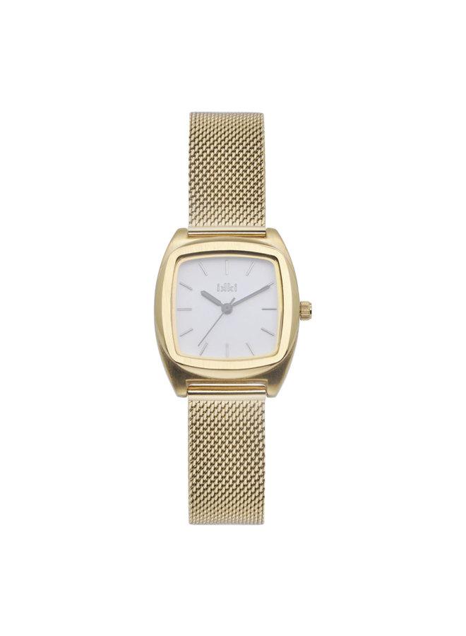 IKKI horloge Vinci VN02 Gold/White