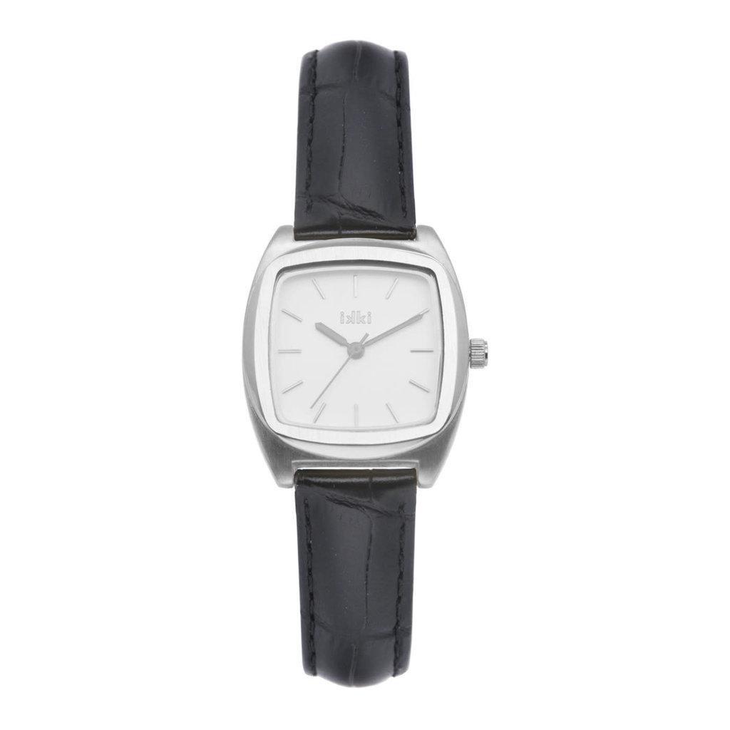 IKKI IKKI horloge Vinci VN04 Black Silver White