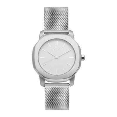 IKKI IKKI horloge Virgil VR1 Silver