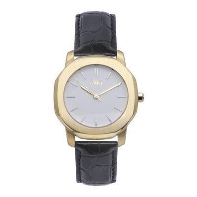 IKKI IKKI horloge Virgil VR12 Snake Black Gold White
