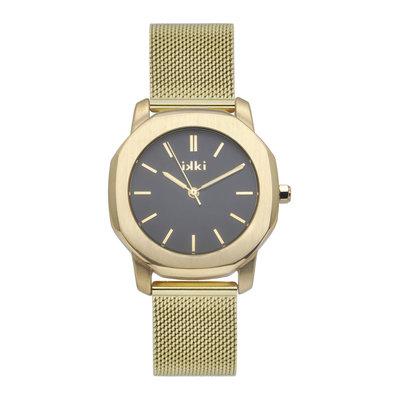 IKKI IKKI horloge Virgil VR3 Gold Black