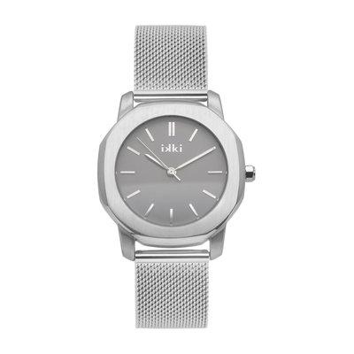 IKKI IKKI horloge Virgil VR9 Silver Grey