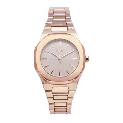 IKKI IKKI horloge York YR02 Rosé Gold