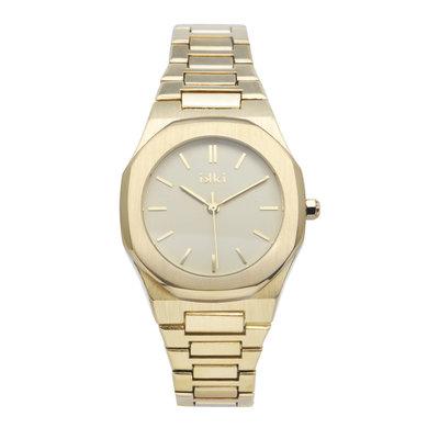 IKKI IKKI horloge York YR03 Gold