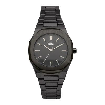 IKKI IKKI horloge York YR04 Black