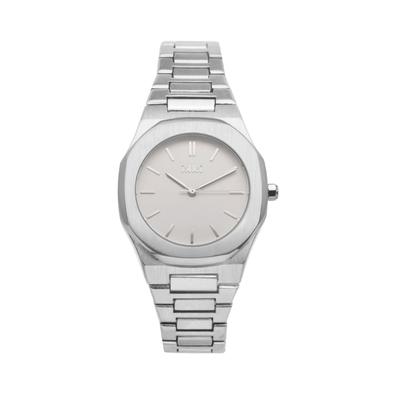 IKKI IKKI horloge York YR01 Silver