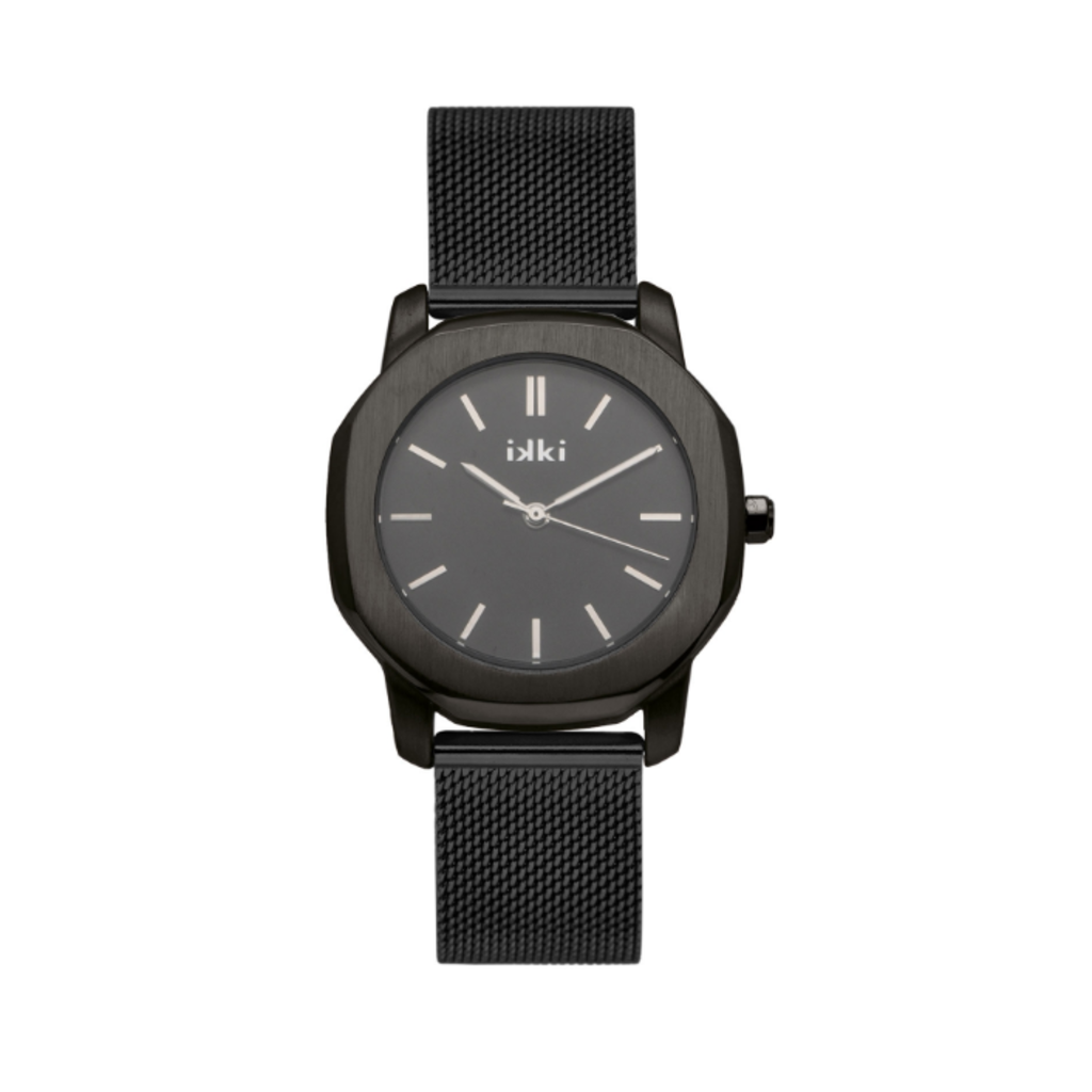 IKKI IKKI horloge Virgil VR4 Black