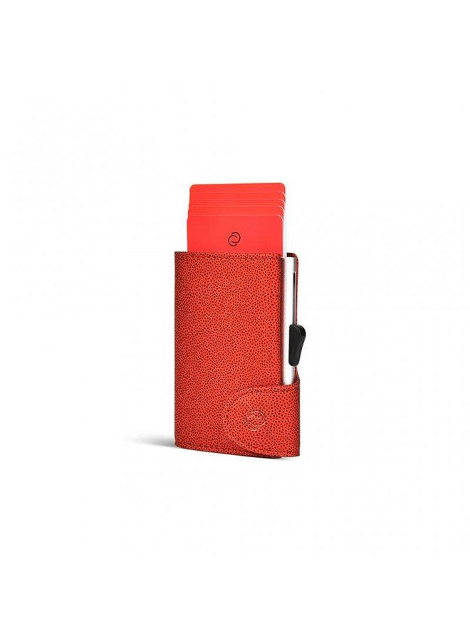 C-Secure Wallet Fashion Red