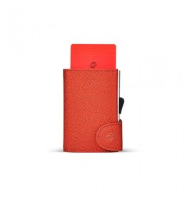C-Secure C-Secure Wallet Fashion Red